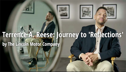 Journey to reflections by Lincoln motor compay